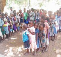 Clothing for Vulnarable and Orphans children 001