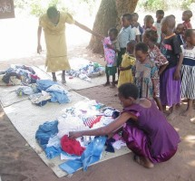 Clothing for Vulnarable and Orphans children 003